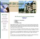 Zephyr Ski Lodge Condos, Winter Park Colorado